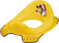 Detské sedadlo na WC KEEEPER Máša a medveď