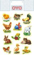 Veľkonočné obtlačky na vajíčko OVO tradičné