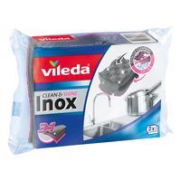 Hubka na riad VILEDA Inox 2ks