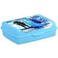 Plastový desiatový box Ľadové kráľovstvo 3,7l