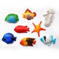 Magnetky 8 ks, rybky