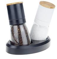 Mlynček na soľ a korenie, 2 ks, 140 ml