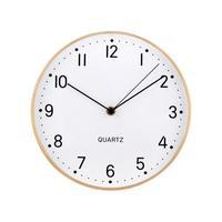 Nástenné hodiny TORO 25cm zlaté