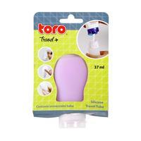 Cestovná fľaša na kozmetiku TORO 37ml