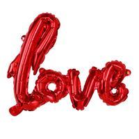 Balónik fóliový TORO 68cm love