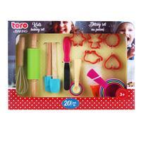 Detský set na pečenie TORO 20ks
