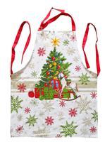 Kuchynská zástera TORO vianočná