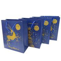 Papierová dárčeková taška TORO 44x31x12cm vianočný MIX