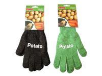 Rukavice na zemiaky, nylon
