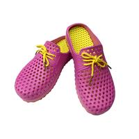 Dámske gumové topánky s šnúrkou TORO 38 assort