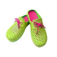 Dámske gumové topánky s šnúrkou TORO 41 assort