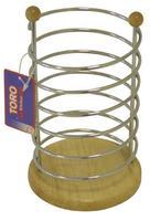 Drôtený stojan na príbory TORO