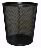 Kôš na odpadky, drôtený, objem 5 l