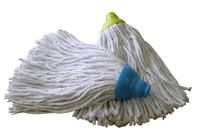 Náhradné bavlnená hlavice k mopu, povrázky