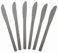Nôž jedálenský Scandinavia, 6 ks