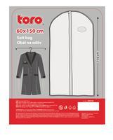 Obal na oblek TORO 150x60cm netkaná textília