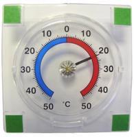 Vonkajší teplomer samolepiaci, od - 50 °C do + 50 °C