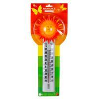 Vonkajší teplomer -40-+50°C PROVENCE slniečko/lienka