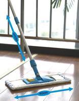 Mop na podlahu s teleskopickou násadou TORO