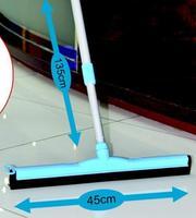 Stierka na podlahu s teleskopickou tyčou TORO