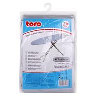 Poťah na žehliacu dosku TORO 120x45cm nepriľnavý