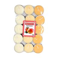 Sviečka čajová mango, 30 ks