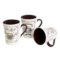 Keramický hrnček na espresso TORO 140ml assort