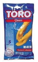 Gumové rukavice TORO veľkosť S