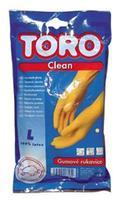 Gumové rukavice TORO veľkosť L