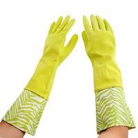Latexové rukavice TORO dlhé