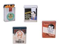 Puzdro na cigarety Retro dizajn
