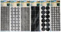 Protisklzové podložky samolepiace 12-44ks assort