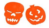 Girlanda Halloween 3m, papier, assort