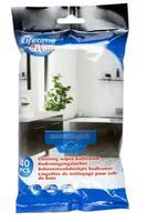 Obrúsky čistiace do kúpeľne, 40 ks
