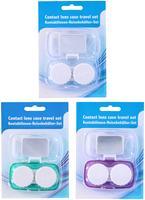 Cestovné puzdro na kontaktné šošovky assort