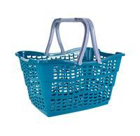 Plastový nákupný košík KEEEPER 15l