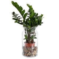 Sklenená váza BOSE 29,5cm