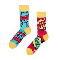 Veselé ponožky DEDOLES komiks 35-38