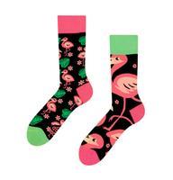 Veselé ponožky DEDOLES plameniaky 35-38