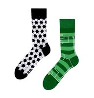 Veselé ponožky DEDOLES futbal 35-38