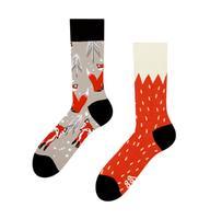 Veselé ponožky DEDOLES liška 35-38