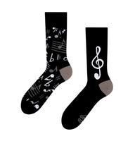 Veselé ponožky DEDOLES hudba 43-46