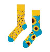 Veselé ponožky DEDOLES slnečnica 35-38