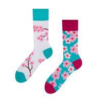 Veselé ponožky DEDOLES sakura 35-38