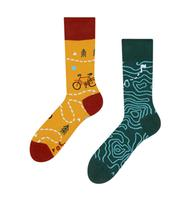Veselé ponožky DEDOLES na trase 39-42