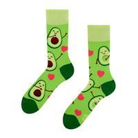 Veselé ponožky Dedoles avokádová láska, č. 35-38