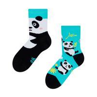 Detské veselé ponožky DEDOLES panda 27-30