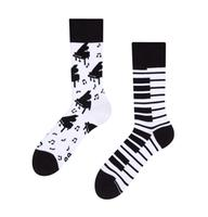 Veselé ponožky DEDOLES klavír 39-42