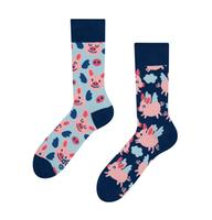 Veselé ponožky DEDOLES prasiatko 35-38