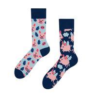 Veselé ponožky DEDOLES prasiatko 43-46
